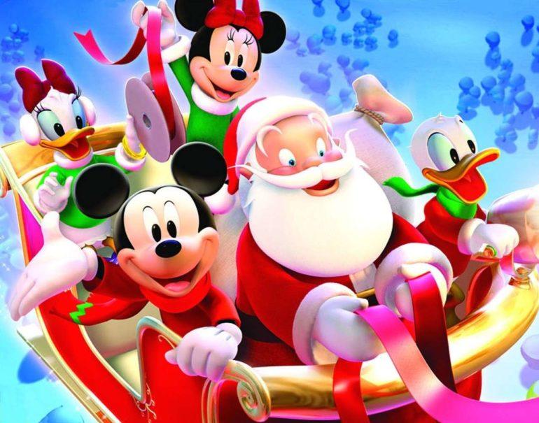 Immagini Disney Natale.Natale Con La Disney Ecco Giorni E Orari Dei Film E Cartoni