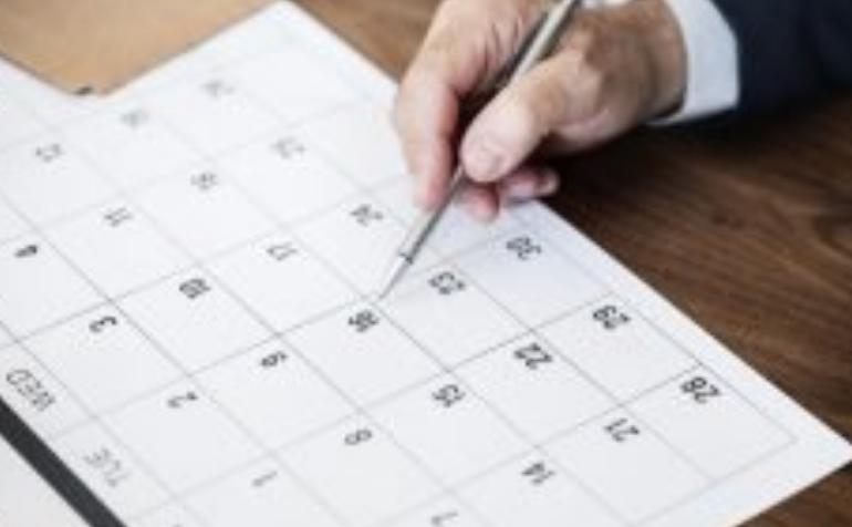 Calendario Ponti 2020.Calendario Scuola Il 2020 Anno Fortunato 3 Mini Ponti In