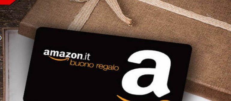 Amazon Super Regalo di Maggio: Buono fino a 110 euro anche