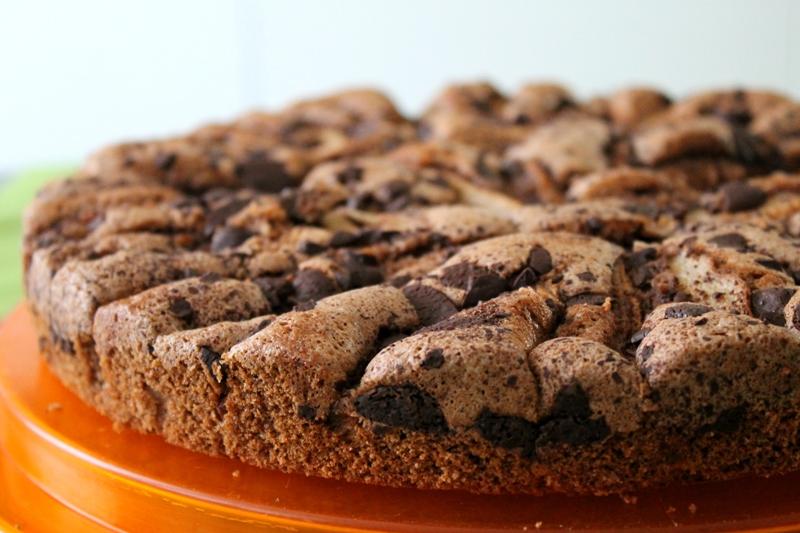 torta pere senza glutine