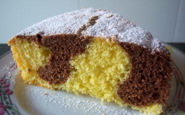 torta macchiata