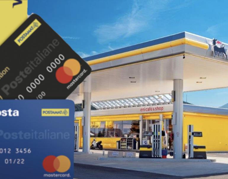 poste italiane bonus benzina