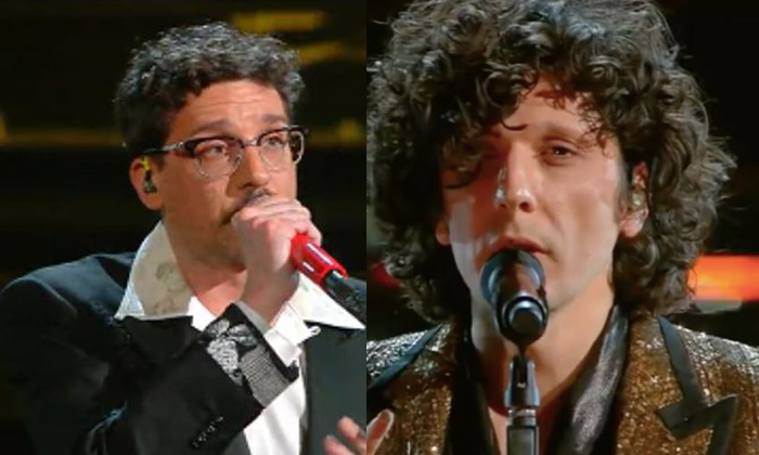 Willy Peyote ed Ermal Meta a Sanremo