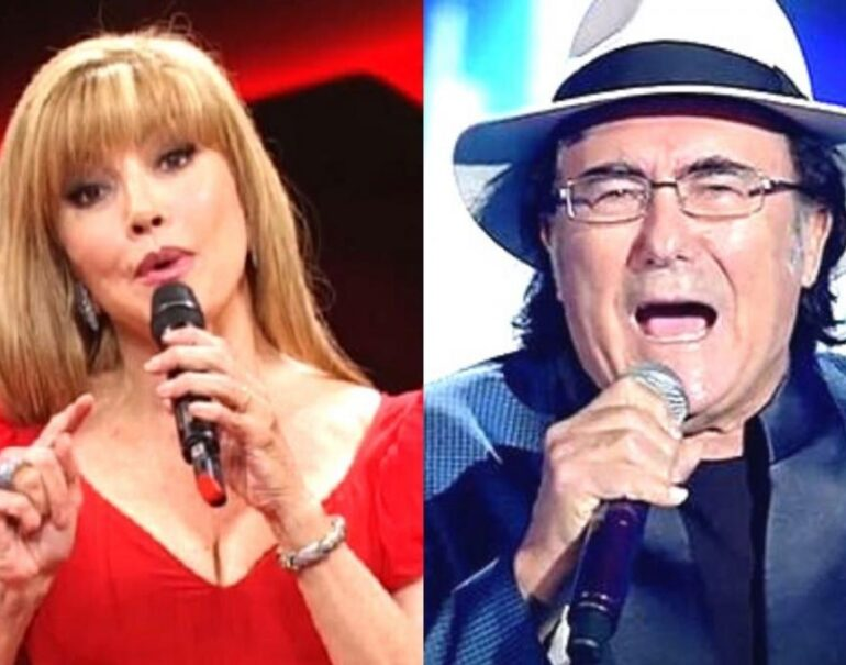 albano milly carlucci